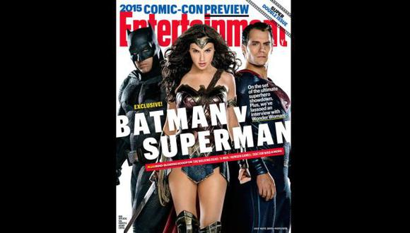"""""""Batman v. Superman"""": publican nuevas fotos de la película"""