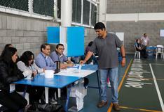 Elecciones en Guatemala: Ente electoral pide que la gente vote, ante alto ausentismo