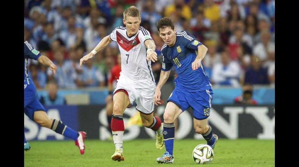 Schweinsteiger: esta fue su trayectoria con selección alemana - 12