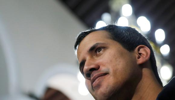 Más de 700 personas fueron arrestadas en una semana de protestas. Otras 35 han sido asesinadas durante el caos, pero hay un activista al que las fuerzas de seguridad han soslayado: Juan Guaidó. (Reuters)