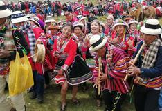 T'ikapallana: el carnaval que se festeja a más de 4.300 metros de altura en Apurímac   FOTOS