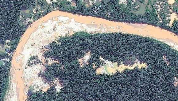 Madre de Dios: minería ilegal avanza en reserva de Tambopata
