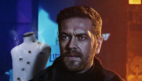 "Engin Öztürk interpreta a Golge en la primera temporada de ""50 m2""  (Foto: Netflix)"