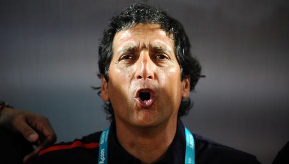 Mario Salas podría llegar en un vuelo excepcional al igual que Gregorio Pérez. (Foto: GEC)