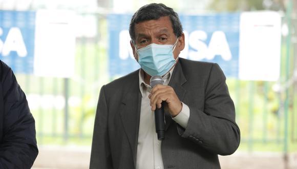 Ministro de Salud señala que las municipalidades no pueden organizar espectáculos masivos. (Foto: El Comercio)