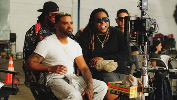 Zion y Lennox lanzarán tema inspirado en Michael Jackson y Lionel Richie  (Foto: Instagram)