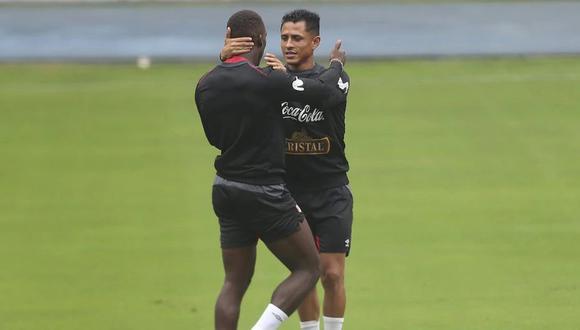 Yotún y Advíncula jugaron juntos en la Sporting Cristal. (Foto: GEC)