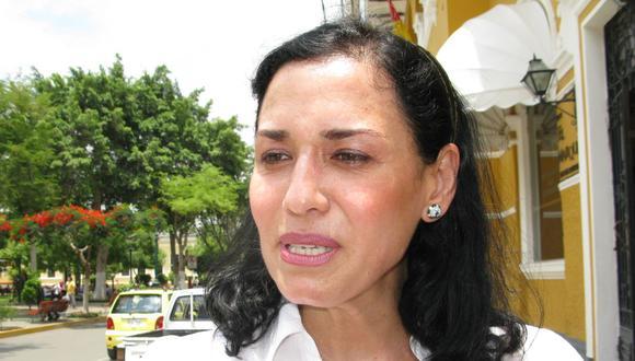 Rosa María Venegas fue congresista entre los años 2006 y 2011 y actualmente es asesora de Pedro Chávarry. (Foto: Archivo El Comercio)