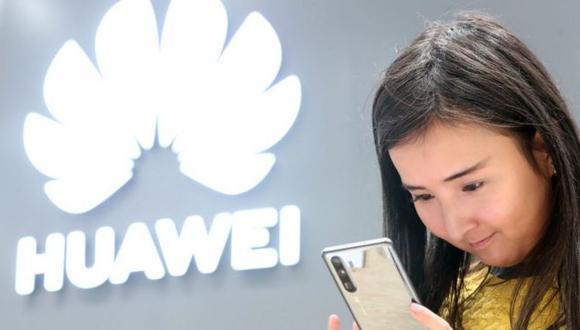Reino Unido prohíbe que Huawei utilice su tecnología en la red móvil de 5G. (Foto: Getty Images)