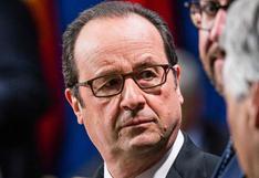 """Hollande: """"La OTAN no amenaza, pero toma medidas defensivas"""""""