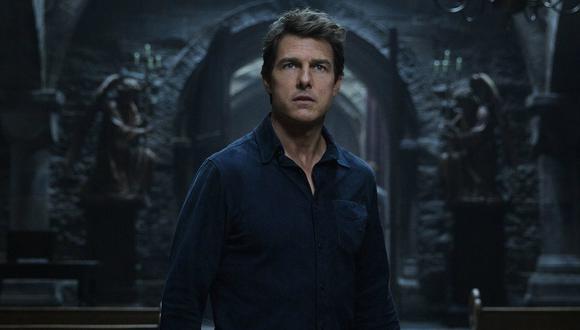 """El personaje de Tom Cruise en """"La Momia"""" no se diferencia demasiado de aquellos que interpreta en la serie de """"Misión Imposible"""". (Foto: Difusión/ UIP)"""