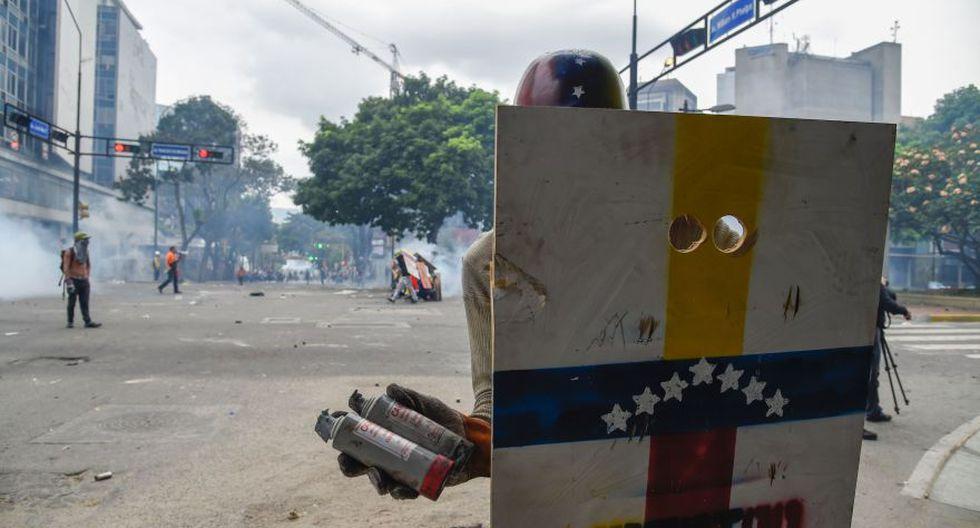 Venezuela: Una semana de lucha desde anuncio de Constituyente - 13