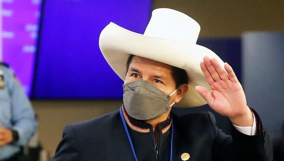 """Durante su discurso ante la Asamblea General de las Naciones Unidas, el mandatario aseguró que """"garantizará plenamente"""" los derechos de las mujeres. (Foto: Presidencia)"""
