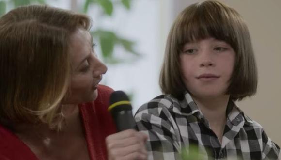 La vez que Sergio, el hermano menor de Luis Miguel se presentó en un programa español y demostró su talento para el canto (Foto: Netflix)