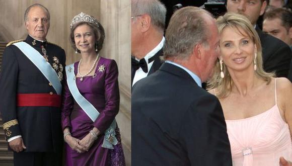 Un libro desnuda la doble vida del rey Juan Carlos de España