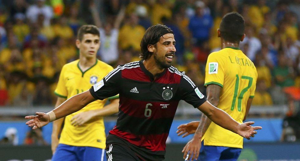 Sami Khedira no está en los planes del Bayern Múnich