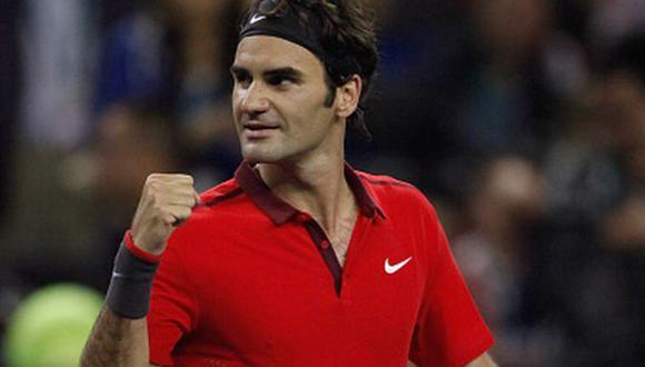 Roger Federer desplazó a Nadal del número dos del ránking ATP