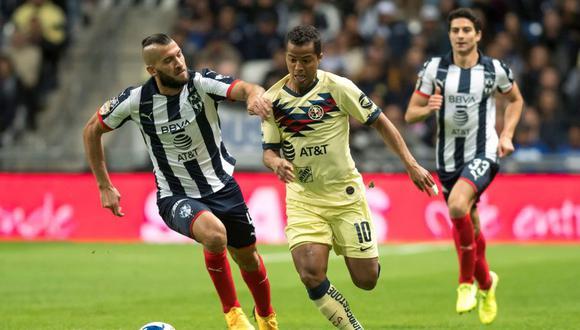 América venció a Monterrey y se mantiene como líder del Clausura 2020 de la Liga MX   Fuente: EFE