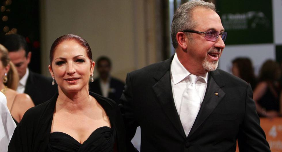 La pareja de esposos Gloria y Emilio Estefan contaron cómo lograron realizar esta iniciativa. (AFP).