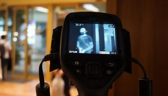 China es uno de los principales fabricantes de componentes para cámaras térmicas, una tecnología que también está presente sensores de FLIR, implementados en dispositivos de monitoreo industrial y en smartphones como el CAT S60