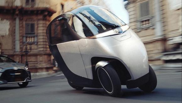 Así es la motocicleta eléctrica Nimbus EV.(Foto: Nimbus)