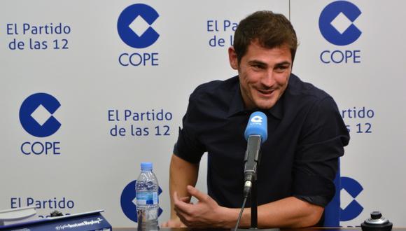 Iker Casillas polémico: No me interesa lo que diga Xabi Alonso