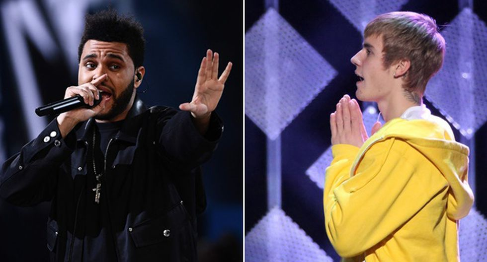 Justin fue despectivo con la música del nuevo novio de Selena