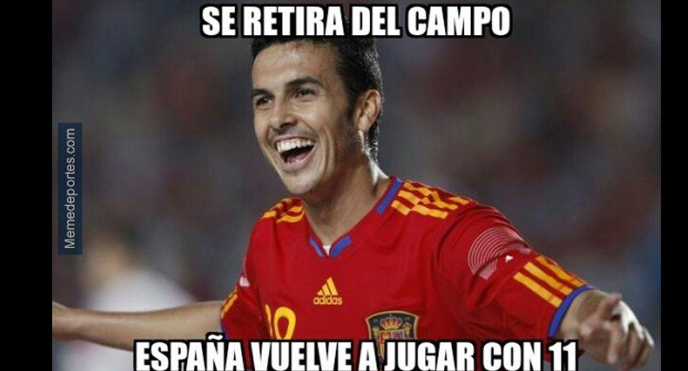 Los memes sobre España tras derrota en amistoso ante Holanda - 14