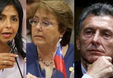 """""""Antes de hablar de Venezuela tienen que lavarse la boca"""""""