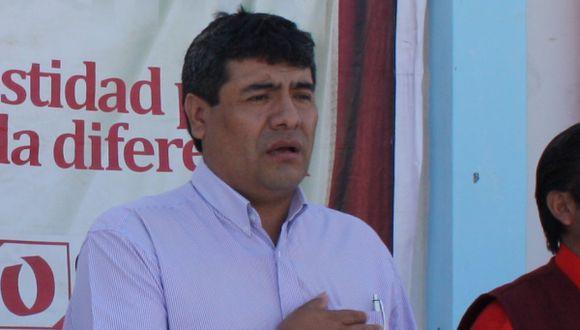 En setiembre de 2012, el nacionalista fue blindado ante la acusación por emitir datos falsos en su hoja de vida. (Foto: Archivo El Comercio)