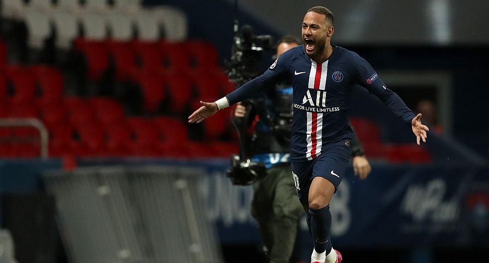 3.- Neymar (PSG), con 103.2 millones de dólares. (Foto: AFP)