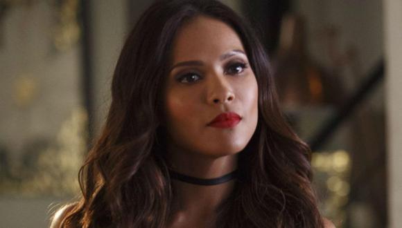 "Lesley-Ann interpreta a Mazikeen en la serie ""Lucifer"" (Foto: Netflix)"