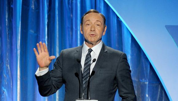Kevin Spacey (Foto: AFP)