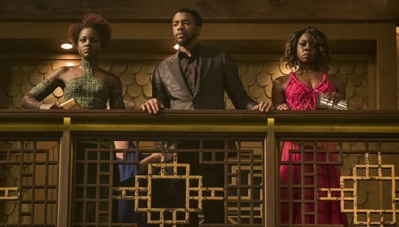 """Escena de """"Black Panther"""" (Foto: AP)"""