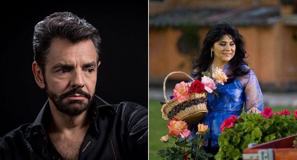 Eugenio Derbez y Victoria Ruffo. (Foto: Agencias/ Difusión)