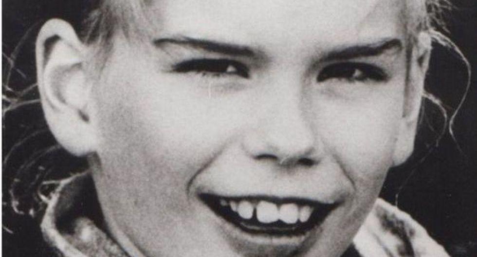 Claudia Ruf tenía 11 años cuando fue asesinada. (POLICE HANDOUT).