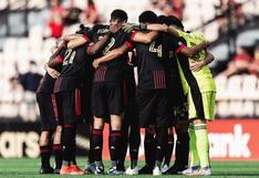 LDA 0-1 Atlanta United: equipo de Gabriel Heinze pasó a cuartos  de final de Concachampions