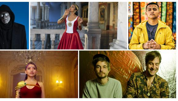 La música de 15 artistas peruanos es reimaginada por DJs y productores en Remezcla/Pe (Foto: Difusión)