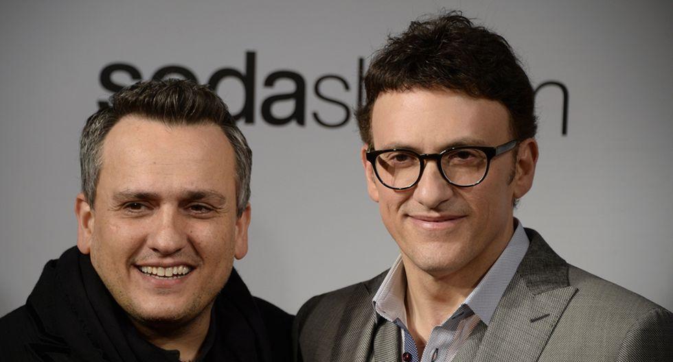 Joe y Anthony Russo. (Foto: Agencia)