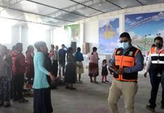 Tacna: intervinieron a más de 600 fieles en dos templos religiosos pese a restricciones | VIDEO