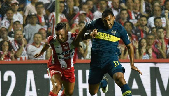 Boca Juniors venció 3-1 a Unión de Santa Fe por la fecha 21 de la Superliga Argentina 2019. | Foto: Boca