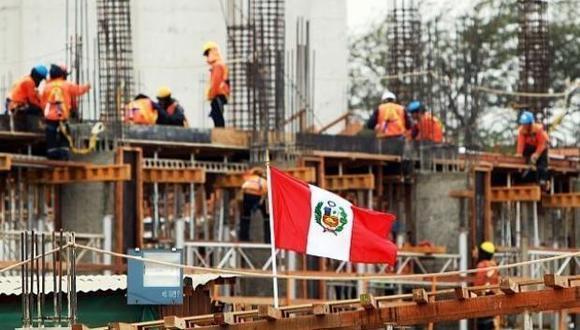 4,20% es la proyección oficial de crecimiento esperado por el Ministerio de Economía y Finanzas, según su informe de actualización de proyecciones macroeconómicas de abril.