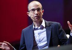 """Historiador Yuval Noah Harari: """"La falta de solidaridad global y de liderazgo es un peligro inmenso para la humanidad"""""""