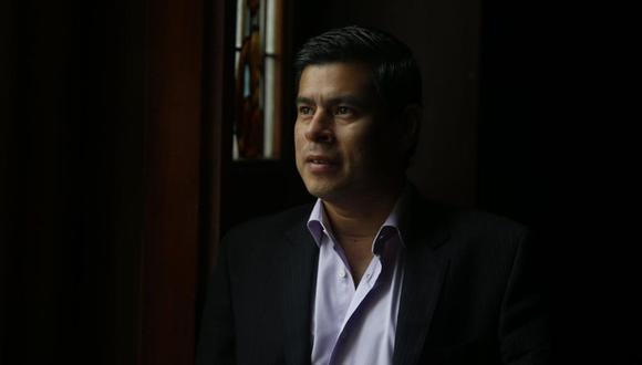 Luis Galarreta fue congresista desde el 2006 hasta el 2019. En la actualidad es asesor de la nueva bancada de Fuerza Popular. (Foto: GEC)