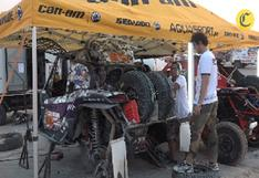 Dakar 2019: Diego Heilbrunn, de la frustración a ser competitivo