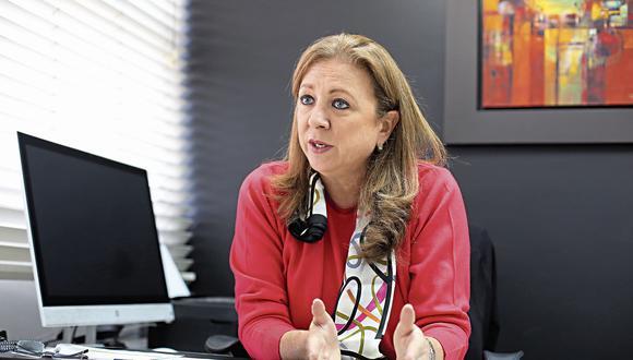 María Isabel León señaló que algunos de los protocolos no son aplicables en el contexto peruano (Foto: GEC)