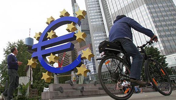 Empresas de la zona euro disfrutaron de un sólido cierre del año