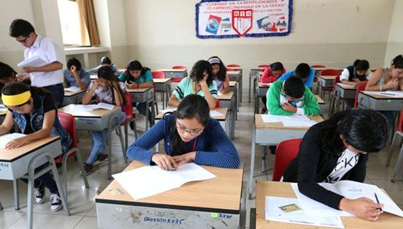 El Ministerio de Educación (Minedu) publicó los resultados finales para el ingreso a los Colegios de Alto Rendimiento (COAR) 2019 (Foto: Minedu)