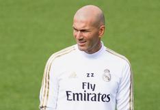 Zinedine Zidane confirma que Benzema y Vinicius resolvieron sus problemas [VIDEO]