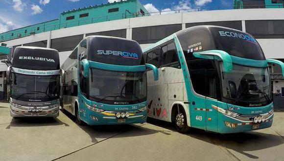 Desde la empresa de transporte interprovincial se manifestaron en contra de la multa interpuesta por la entidad. (Foto: Facebook)